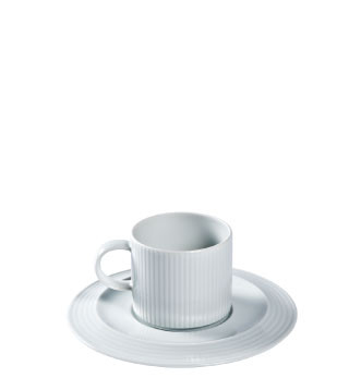 Impulse Kaffeetasse + Untertasse 2er-Set