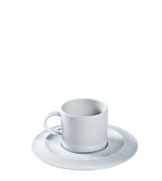 Impulse Kaffeetasse + Untertasse 2er-Set