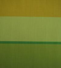 Tischset gelb/grün