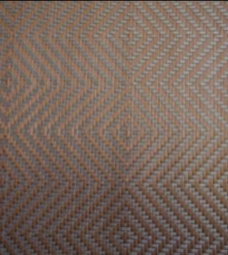 Tischset silber/bronze